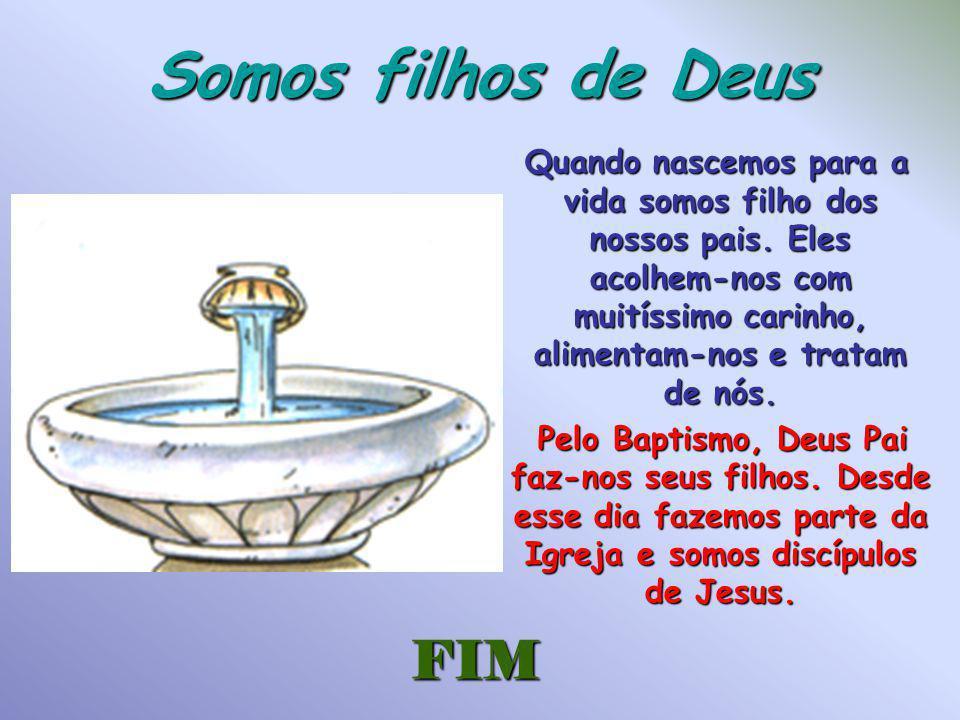 Finalmente, derramou a água dizendo as palavras que se pronunciam no Baptismo: Finalmente, derramou a água dizendo as palavras que se pronunciam no Ba