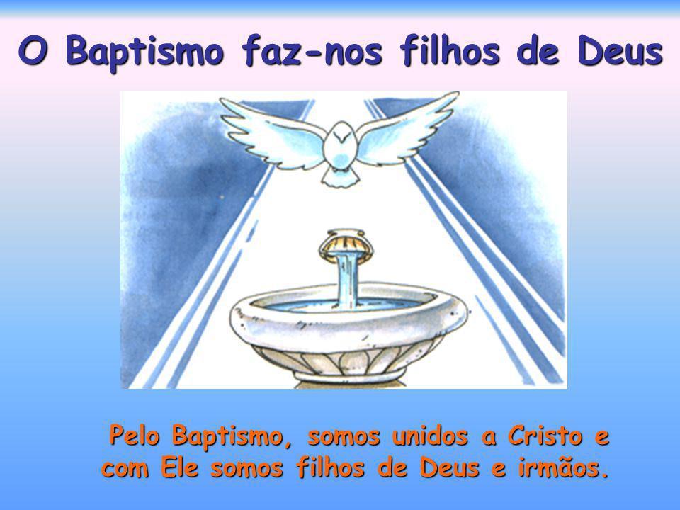 Os Apóstolos baptizavam em nome do Pai e do Filho e do Espírito Santo. Os Apóstolos baptizavam em nome do Pai e do Filho e do Espírito Santo.
