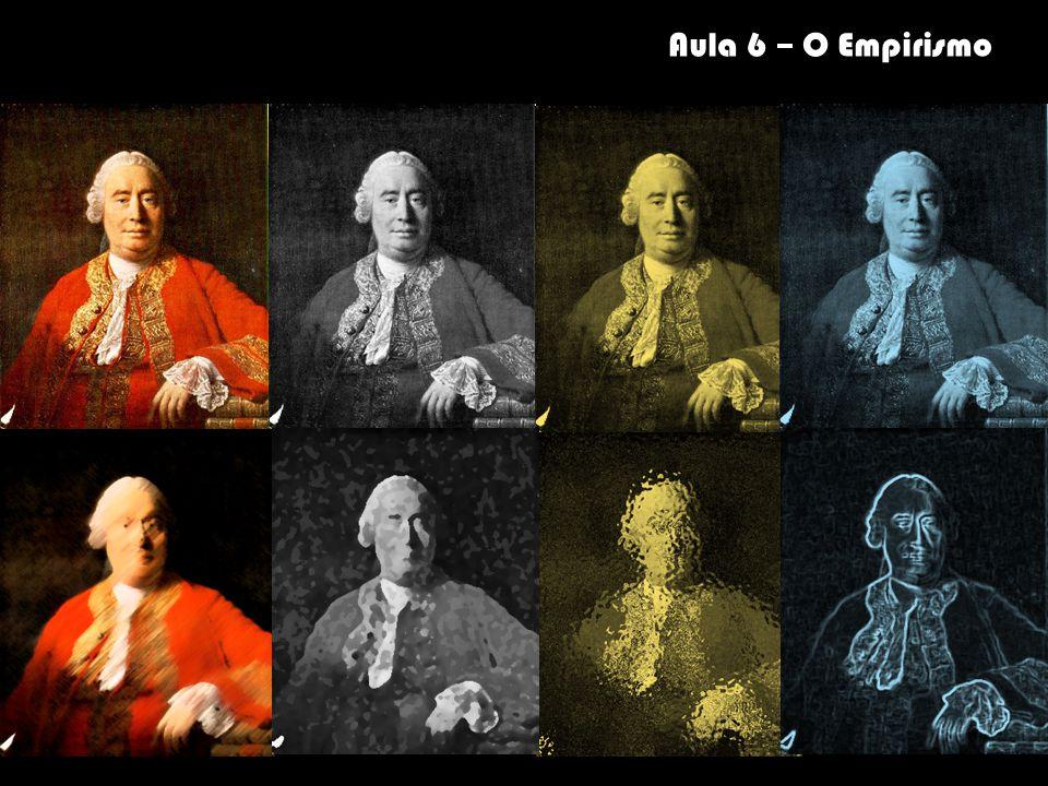 O Empisirmo moderno David Hume (Escócia, 1711 – 1776) John Locke (Inglaterra, 1632 – 1704) Continuando nossos estudos em teoria do conhecimento passaremos pelos filósofos da ilha para dar uma olhada na tradição do empirismo.