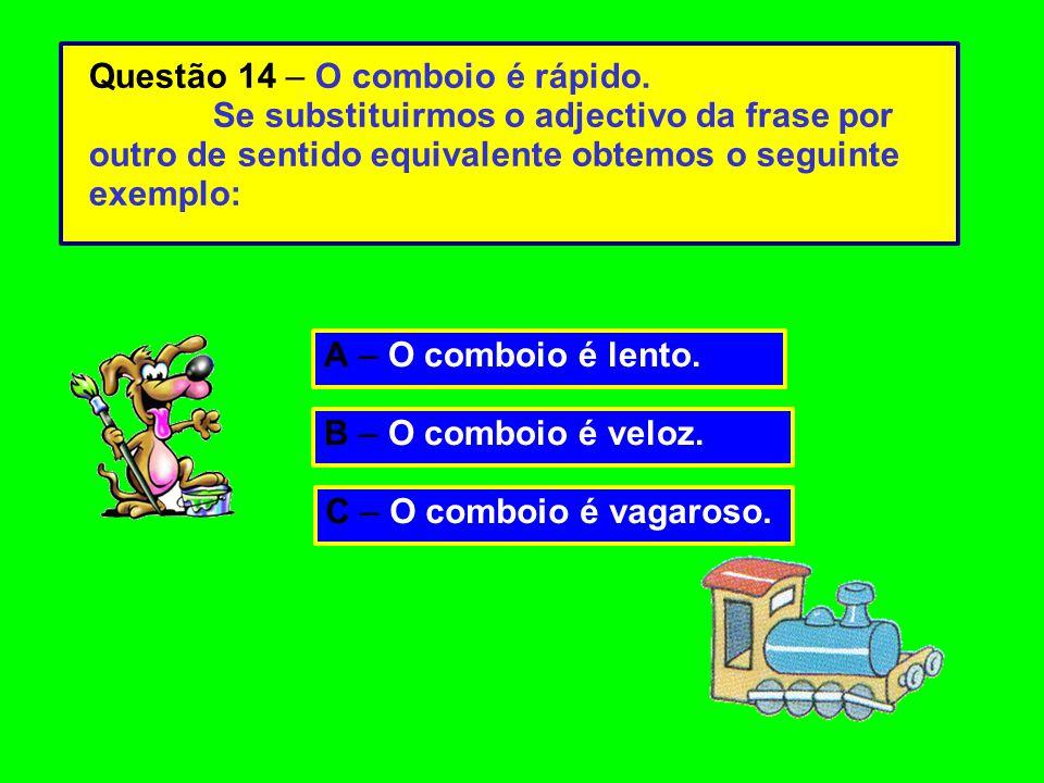 QUESTÃO SEGUINTE