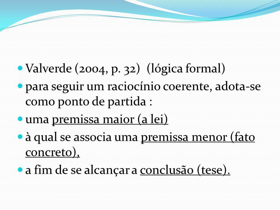 Valverde (2004, p.