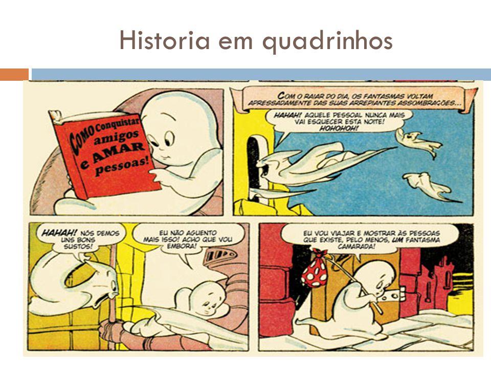 Historia em quadrinhos