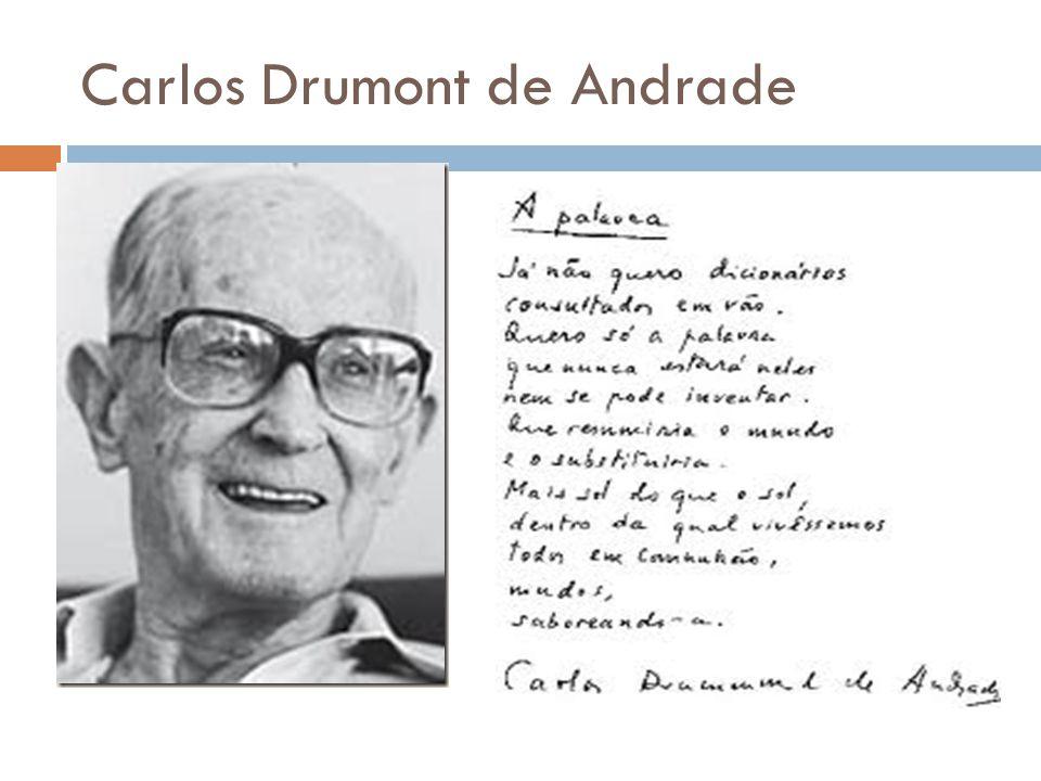 Carlos Drumont de Andrade