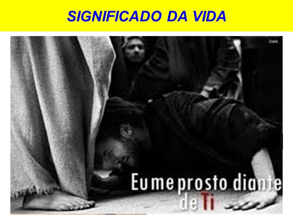 SIGNIFICADO DA VIDA OPRESSÃO E POBREZAAS INJUSTIÇAS DOS HOMENS O TEMPO É TIRANO PRECAVIDOS NA PROSPERIDADE