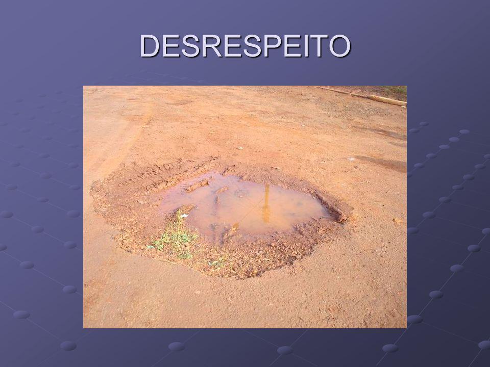 DESRESPEITO