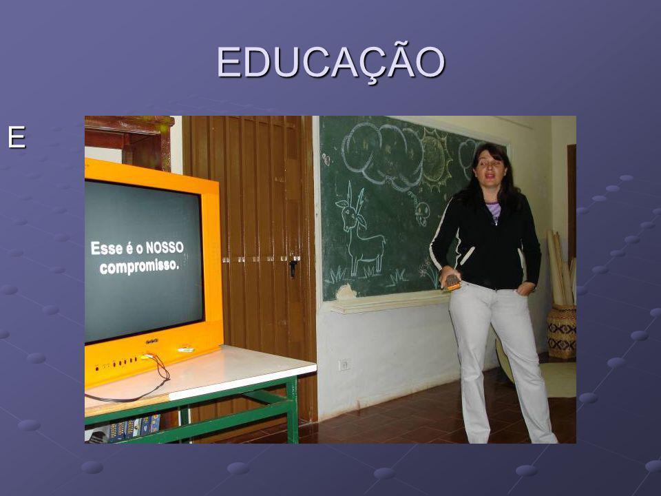 EDUCAÇÃO E