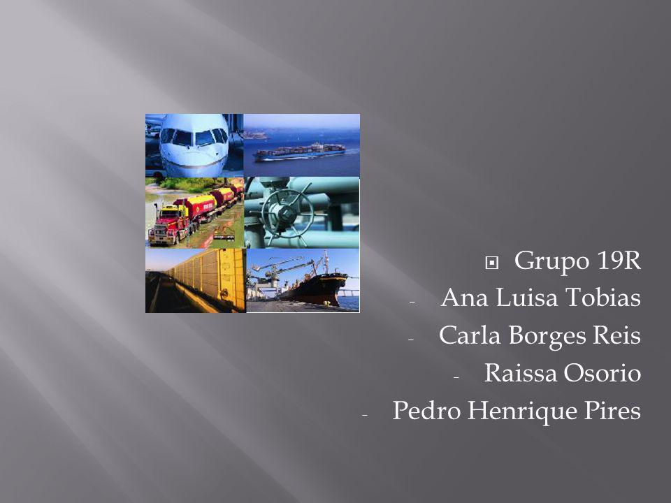 Grupo 19R - Ana Luisa Tobias - Carla Borges Reis - Raissa Osorio - Pedro Henrique Pires