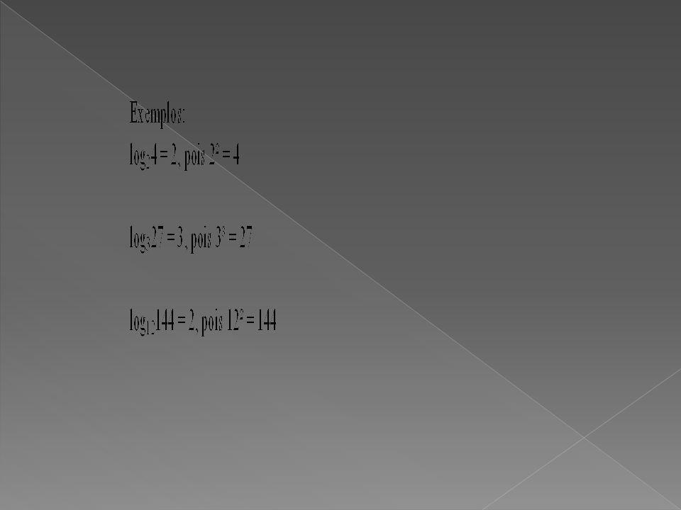 Veja o exemplo abaixo: ------------------------------------------------------------------------------- - (CAJU) Qual o intervalo solução da inequação: 1° Passo - Pegamos um por dos logaritmandos que possuam x , e aplicamos as condições de existência:
