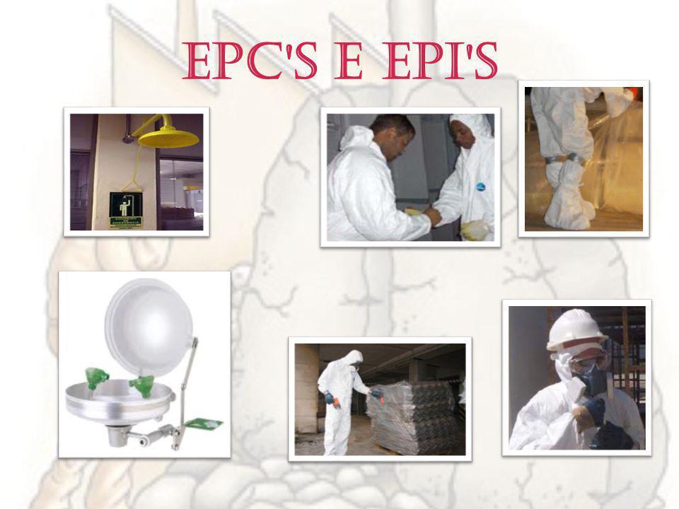 EPC's e EPI's