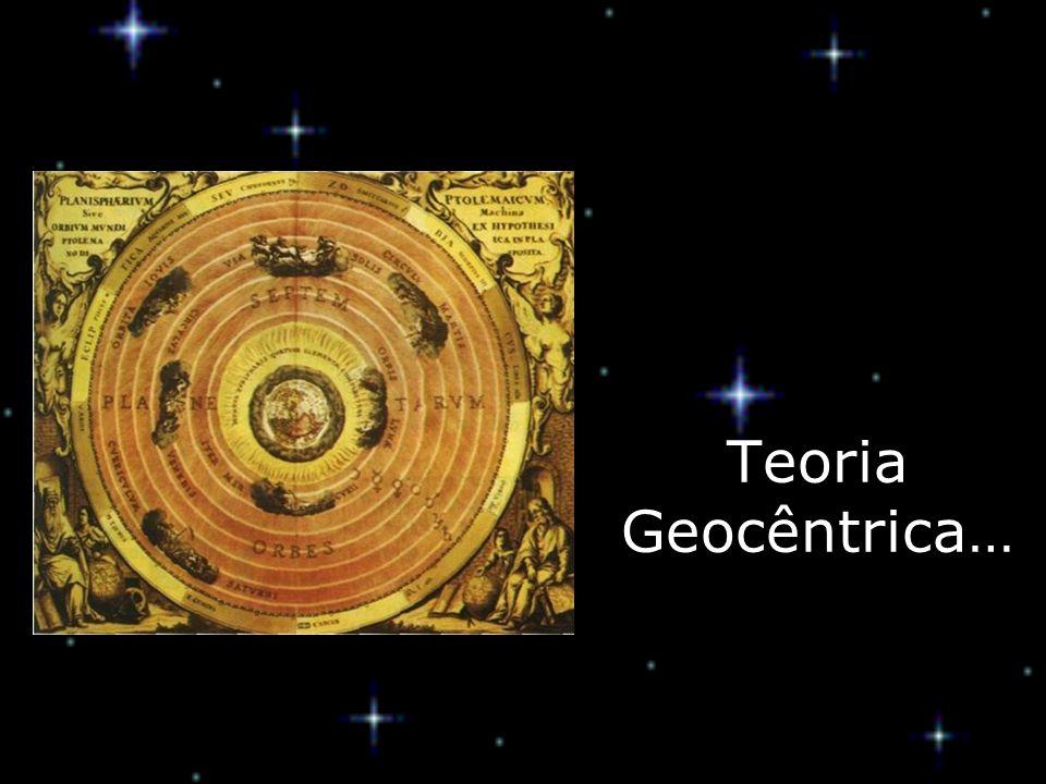 Teoria Geocêntrica…