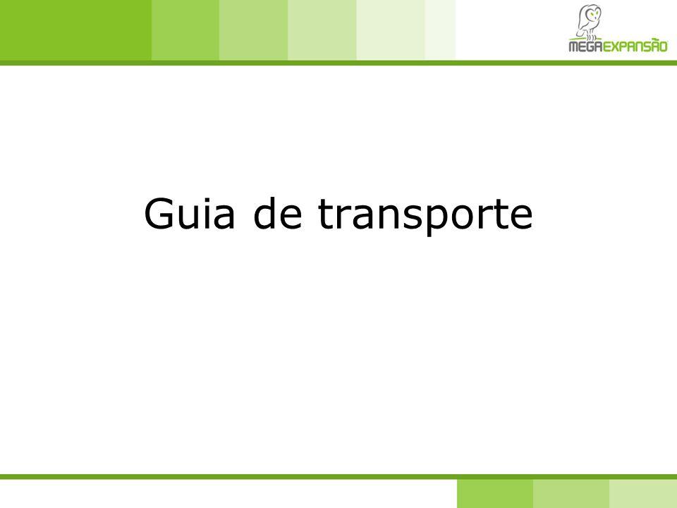 Guia de transporte