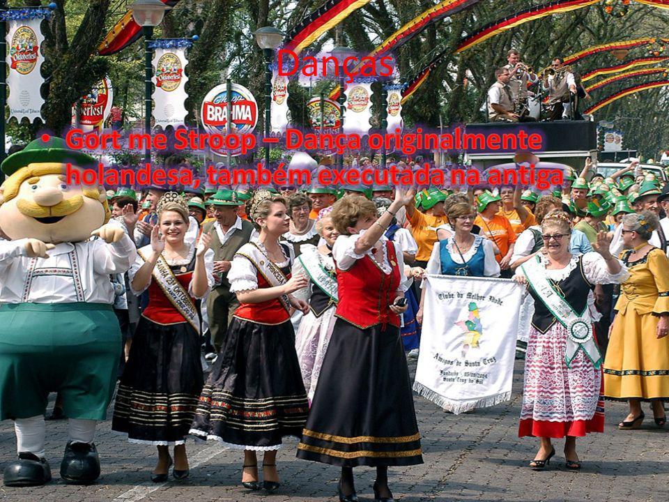 Danças Tiroler Holzhacker – Dança inspirada nos lenhadores das florestas da região da Boemia e Bevieira