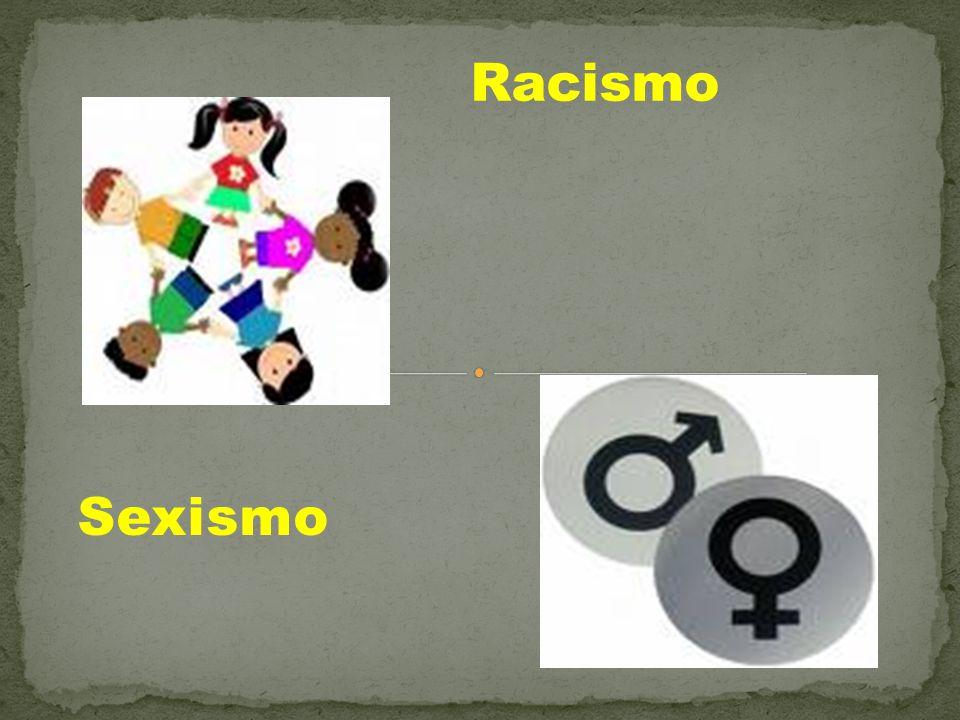 O racismo é uma forma de descriminação, um modo de pensar que da grande importância a noção da existência de raças superiores umas das outras.