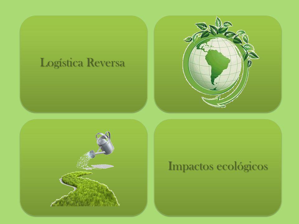 Logística Reversa Impactos ecológicos