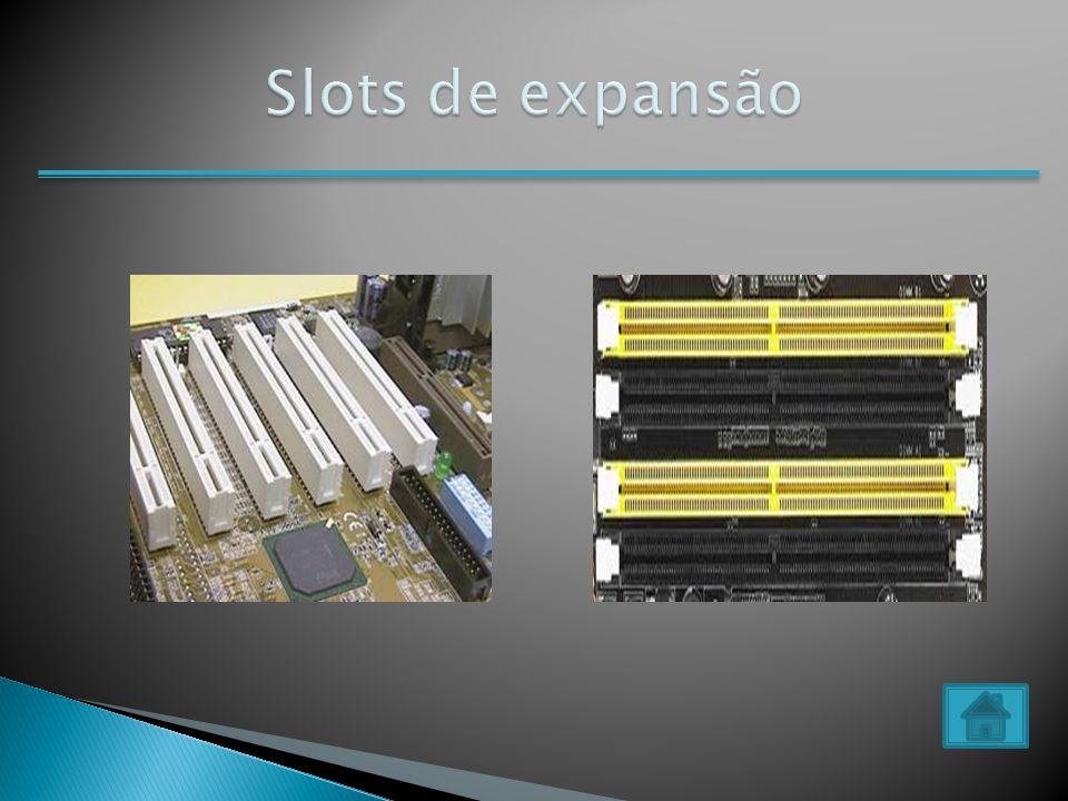 Memória ram Memória rom Processador disco rígido Memória cache Placa de vídeo Placa de rede