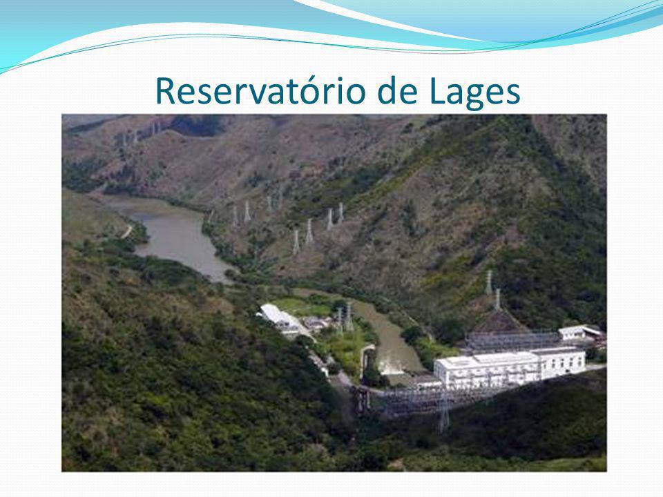 Reservatório de Lages