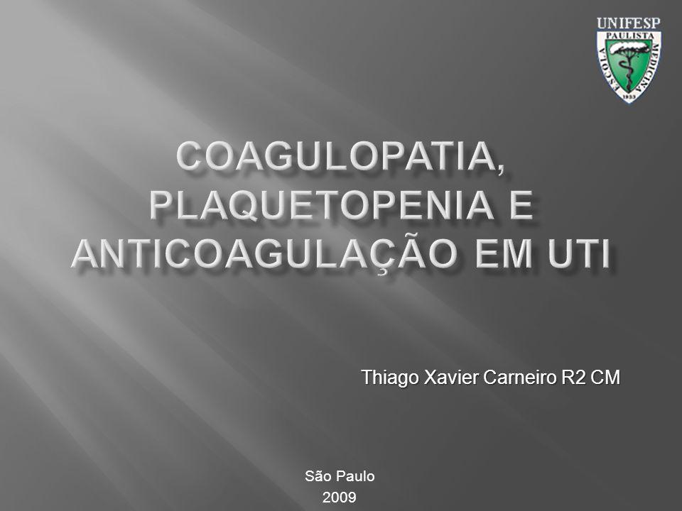 Thiago Xavier Carneiro R2 CM São Paulo 2009