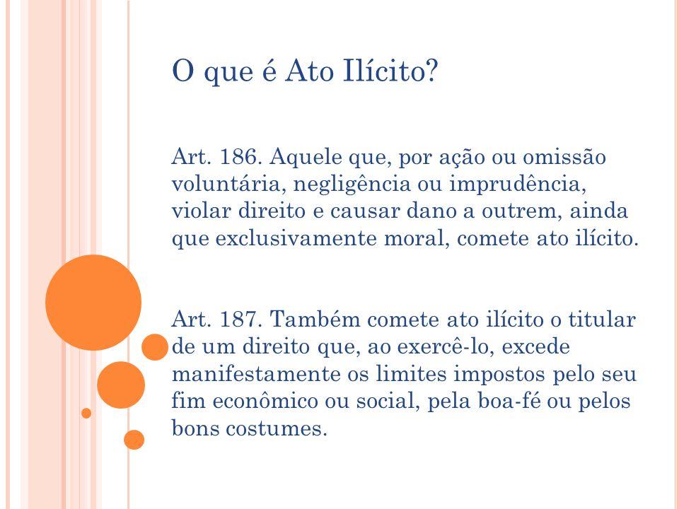 Há Exceções à obrigação de Reparar.Art. 12.