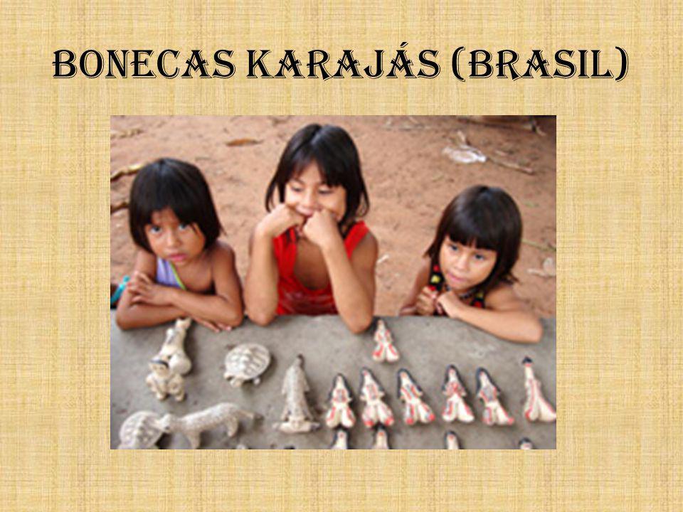 BONECAS KARAJÁS (Brasil)