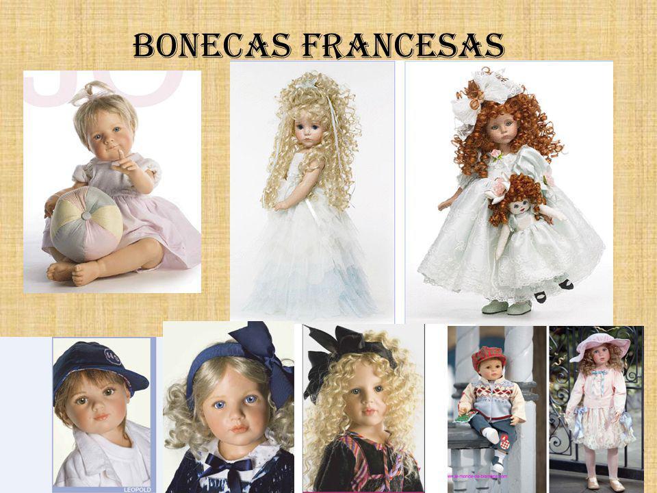 Bonecas Francesas