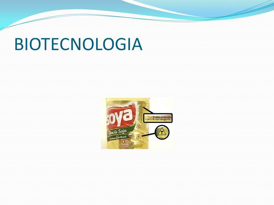 Patenteamento dos OGMs 1.