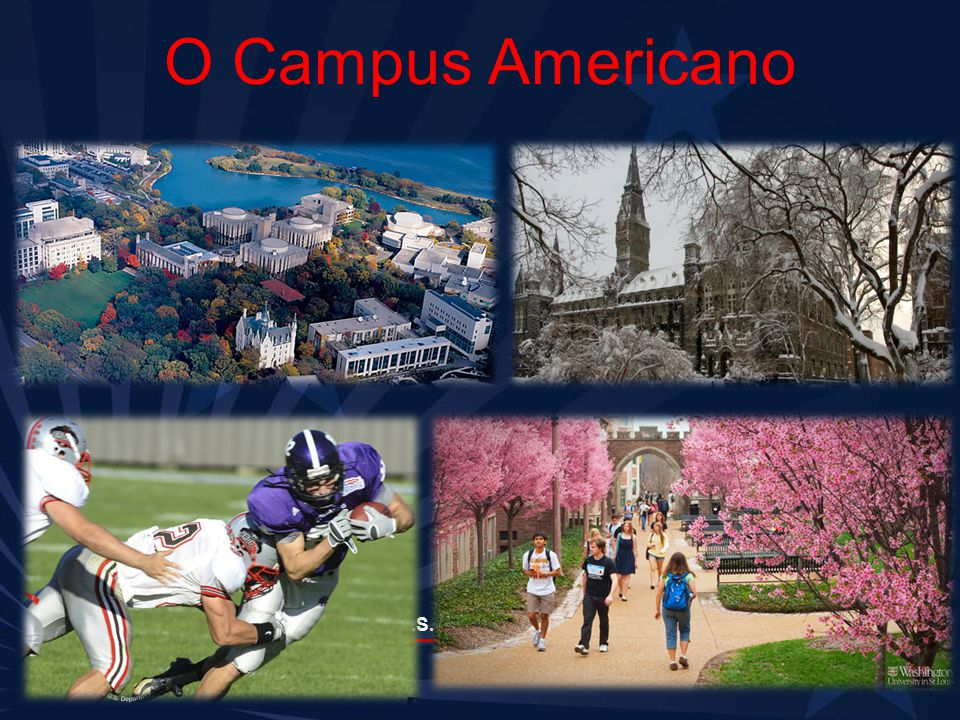 Your Official Source on U.S. Higher Education O Campus Americano