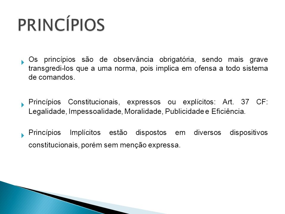 A) Principio da Legalidade: É especifico do Estado de Direito.