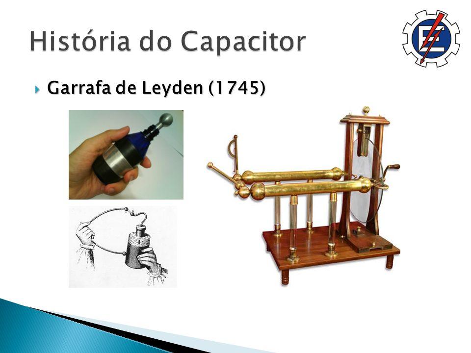Garrafa de Leyden (1745) Garrafa de Leyden (1745)