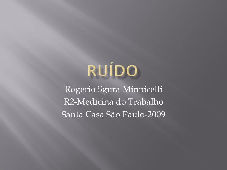 Rogerio Sgura Minnicelli R2-Medicina do Trabalho Santa Casa São Paulo-2009