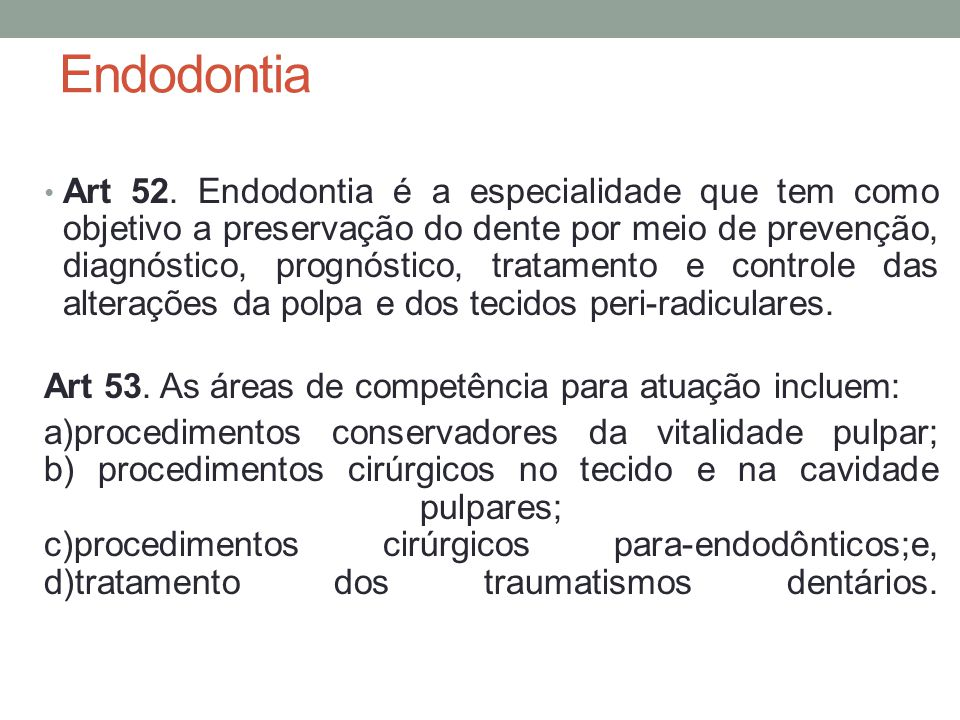 Endodontia Art 52.