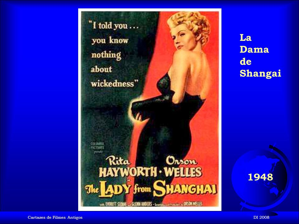 Cartazes de Filmes AntigosDI 2008 1946 Noche y día