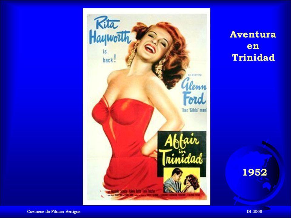 Cartazes de Filmes AntigosDI 2008 1951 Quo Vadis