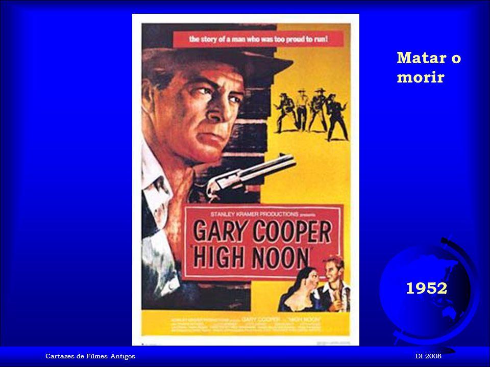 Cartazes de Filmes AntigosDI 2008 1952 Macao