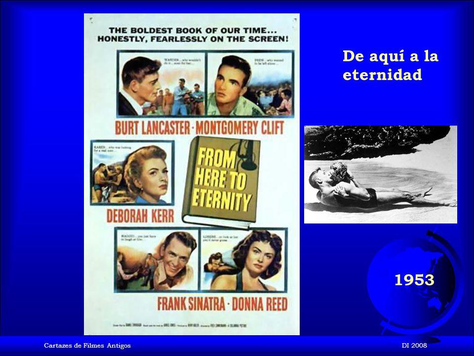 Cartazes de Filmes AntigosDI 2008 1953 Como atrapar un millonario