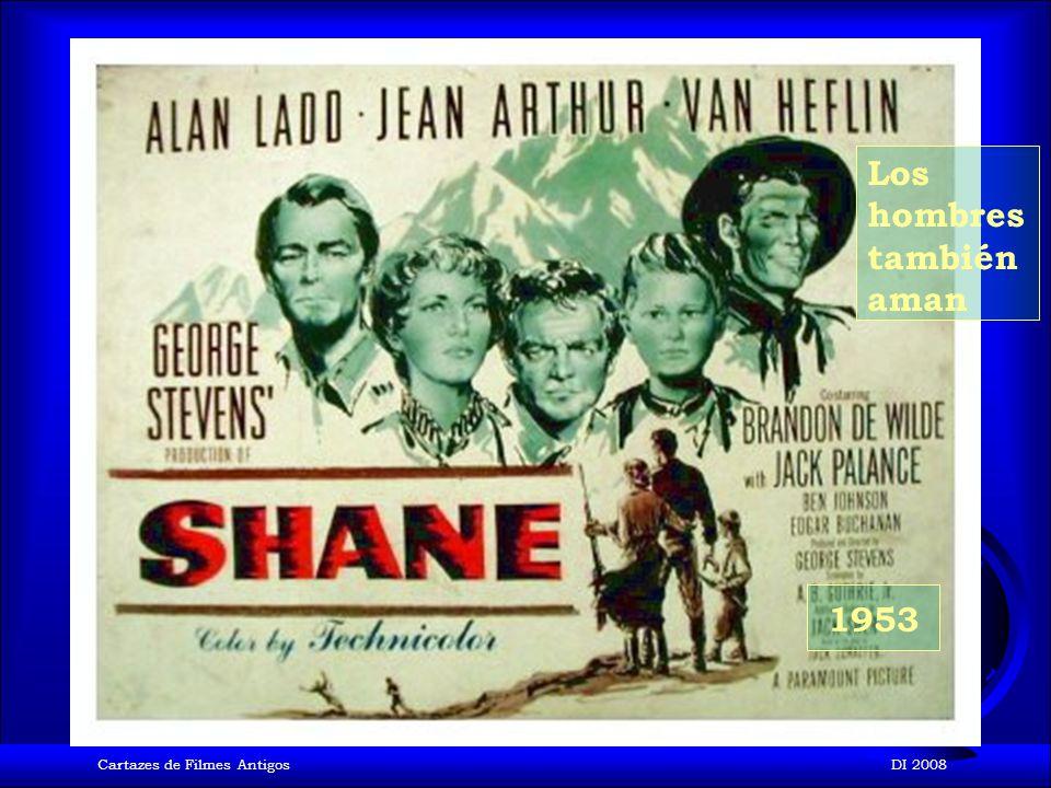 Cartazes de Filmes AntigosDI 2008 1953 Torrentes de Pasión