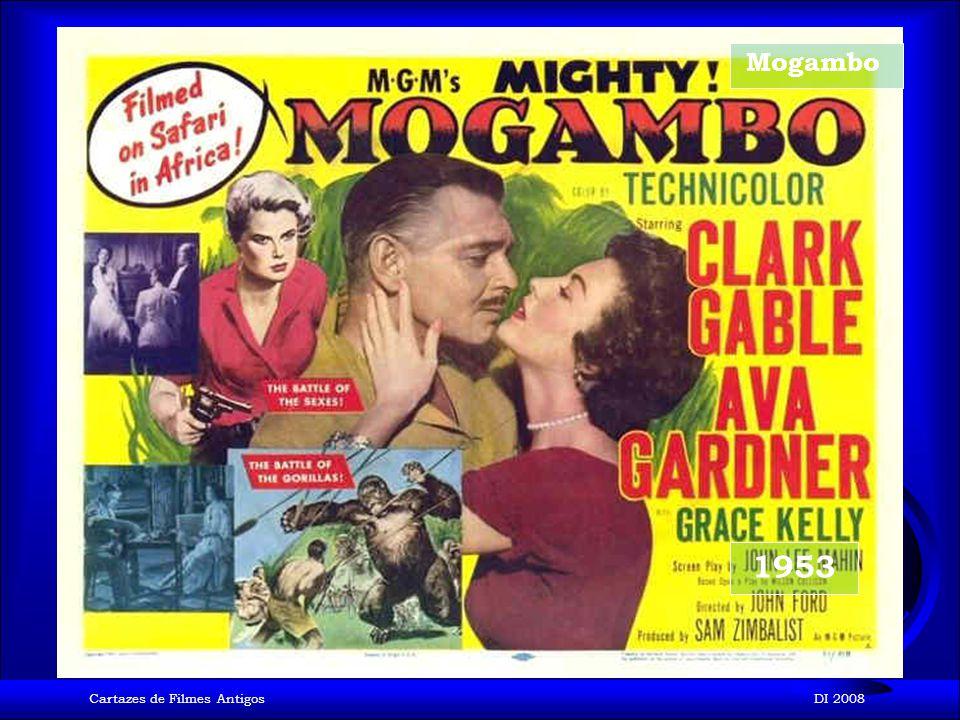 Cartazes de Filmes AntigosDI 2008 1953 Los hombres también aman