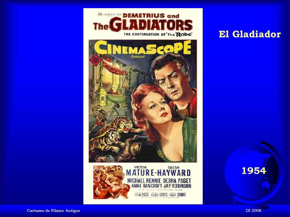 Cartazes de Filmes AntigosDI 2008 1953 El Manto Sagrado