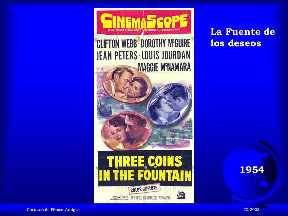 Cartazes de Filmes AntigosDI 2008 1954 La última vez que vi París