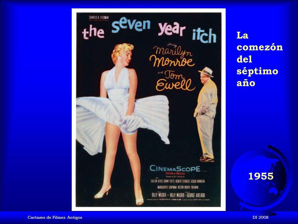 Cartazes de Filmes AntigosDI 2008 1955 Rebelde sin causa