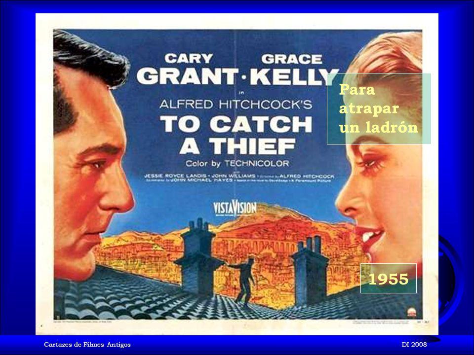 Cartazes de Filmes AntigosDI 2008 1955 El amor es una cosa esplendorosa