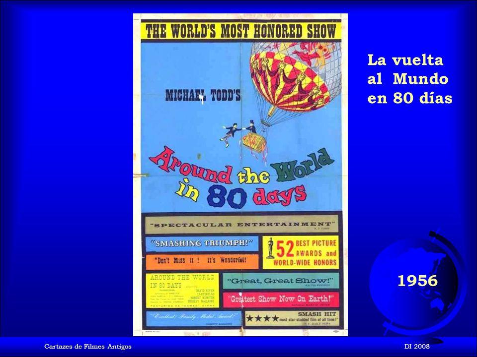 Cartazes de Filmes AntigosDI 2008 1956 Melodía inmortal