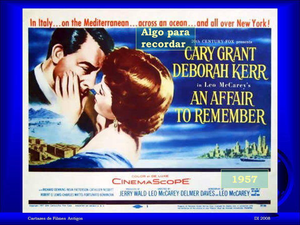 Cartazes de Filmes AntigosDI 2008 1956 La vuelta al Mundo en 80 días