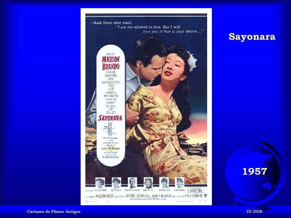 Cartazes de Filmes AntigosDI 2008 1957 Algo para recordar