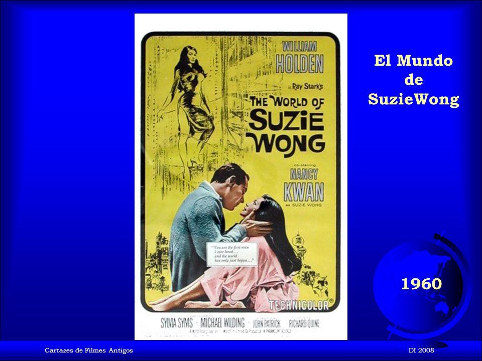 Cartazes de Filmes AntigosDI 2008 1960 Capri