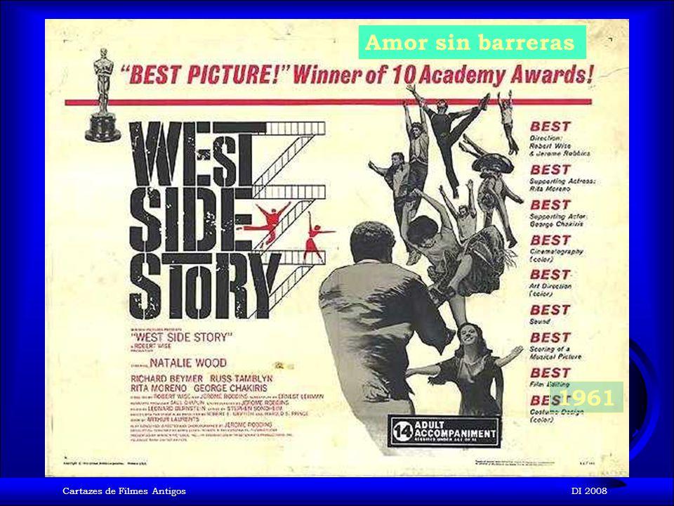 Cartazes de Filmes AntigosDI 2008 1961 Desayuno en Tiffany´s