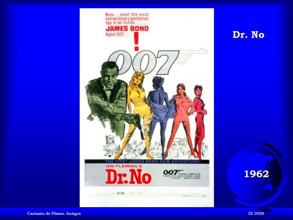 Cartazes de Filmes AntigosDI 2008 1961 Amor sin barreras