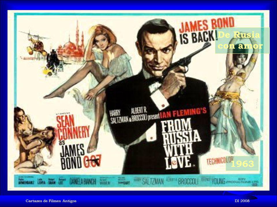 Cartazes de Filmes AntigosDI 2008 1962 Dr. No