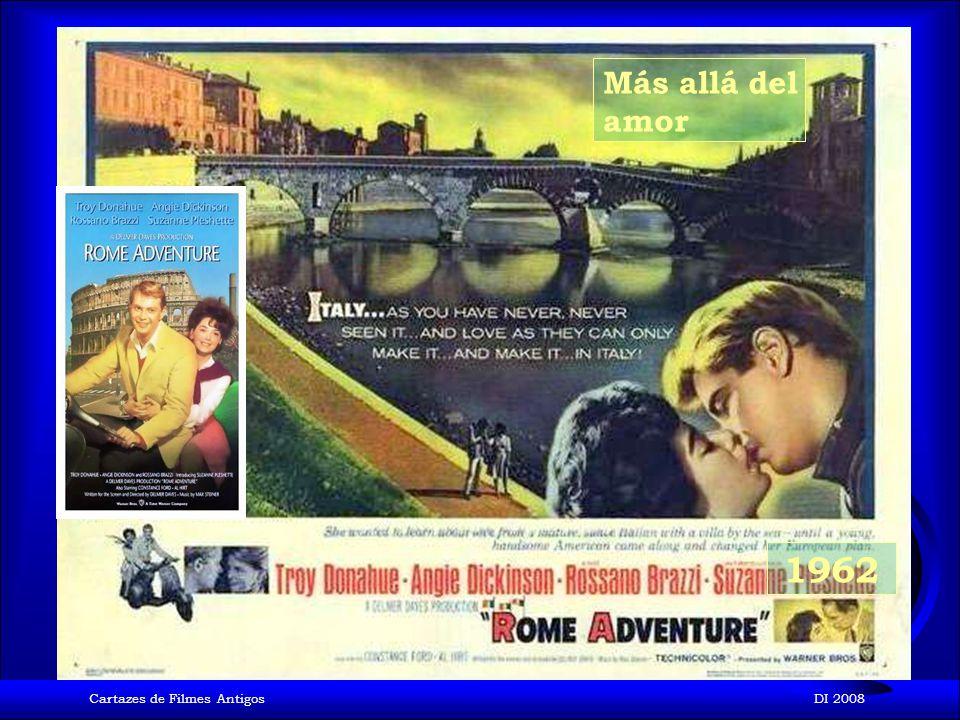 Cartazes de Filmes AntigosDI 2008 1967 Solo se vive dos veces