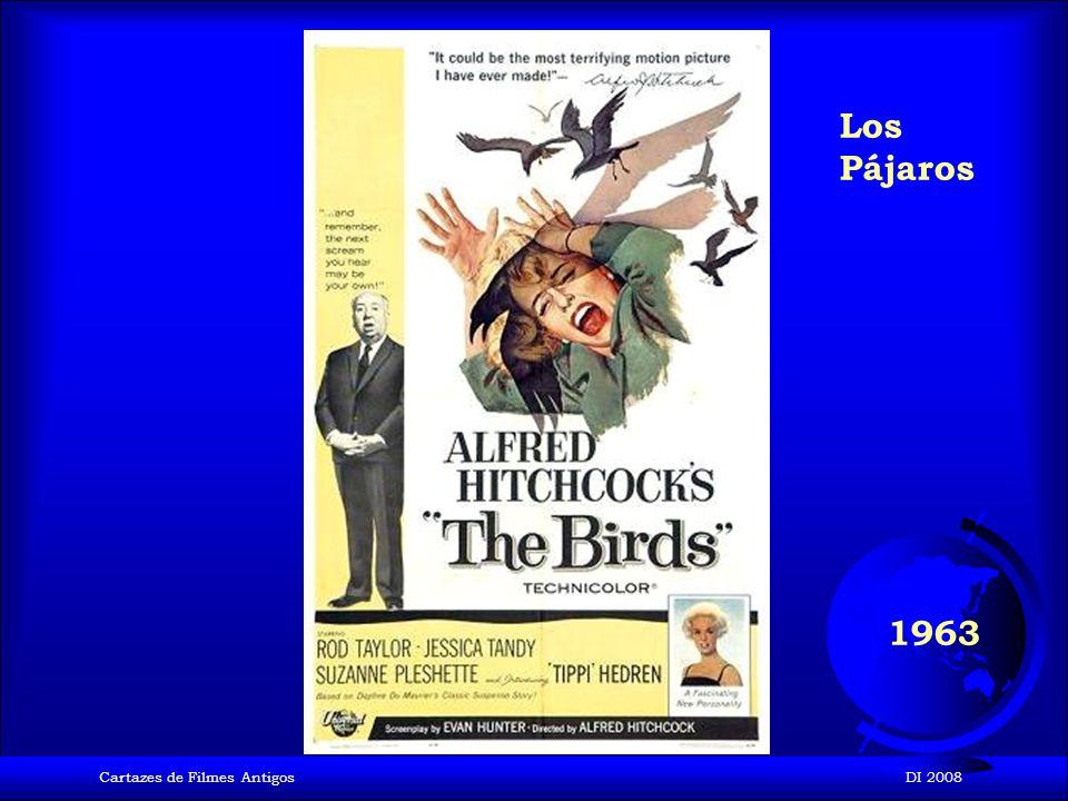 Cartazes de Filmes AntigosDI 2008 1963 La Pantera Rosa