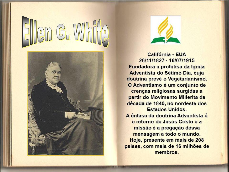 (17/06/1703 - 22/03/1791) O fundador do Metodismo nasceu na Inglaterra, arruinada religiosa, política e socialmente.